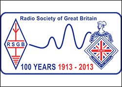 RSGB one hundred years.