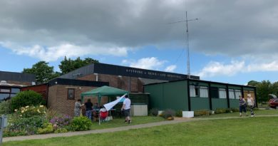 GB1MSM on Armed Forces Day